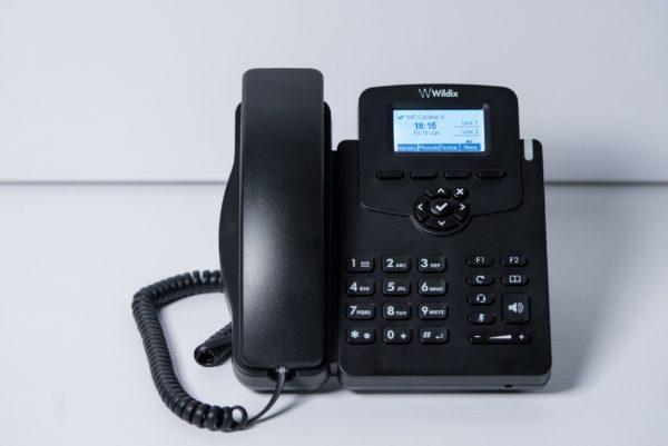 Image: WP410 Wildix IP Telefon Einzeln