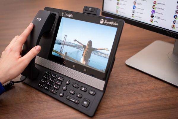 Image: Supervision IP Telefon