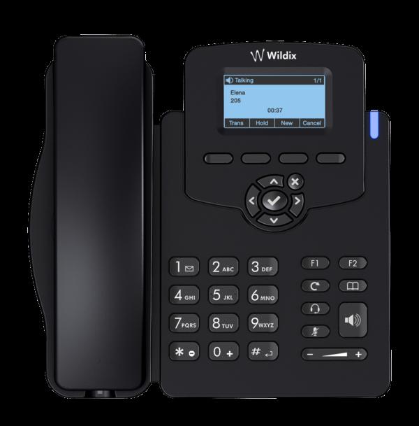 WP410 Wildix IP Telefon Nahansicht