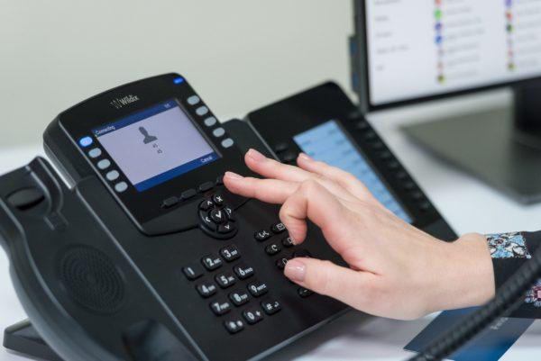 Image: Welcome Console Telefon
