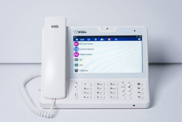 Image: Wildix Vision IP Telefon