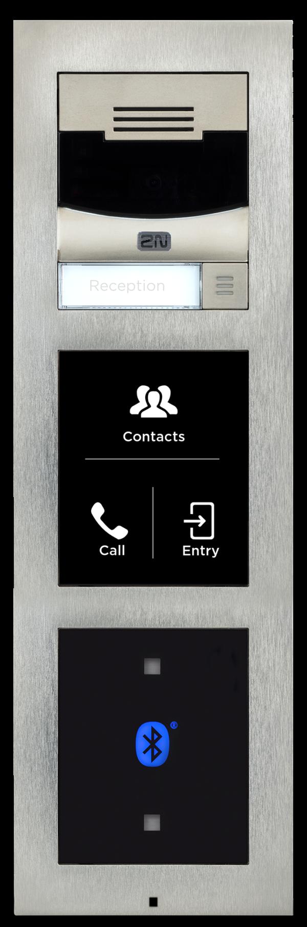Image: IP Verso mit Touch und Bluetooth Modul